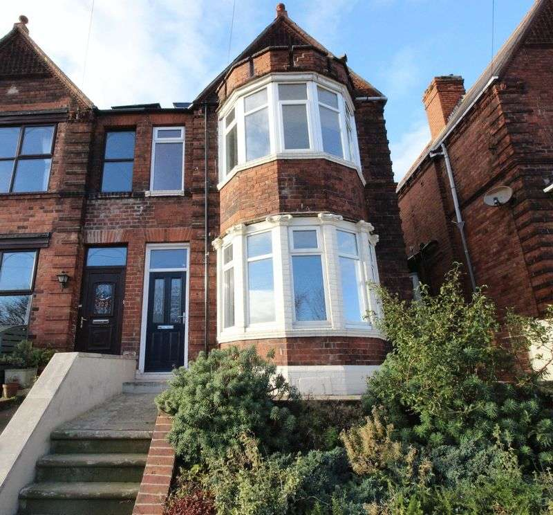 4 Bedrooms Semi Detached House for sale in Seamer Road, Scarborough