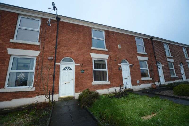 2 Bedrooms Terraced House for sale in Tottington Road, Bury
