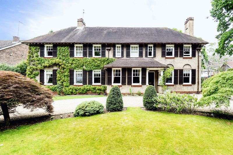 6 Bedrooms Detached House for sale in Hertford, Hertfordshire