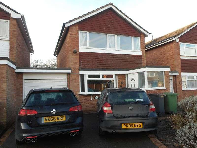 3 Bedrooms House for sale in Orkney Close, Glendale, Nuneaton