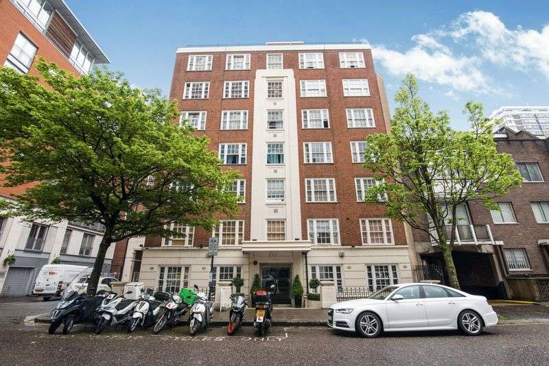 3 Bedrooms Flat for sale in Edgware Road, London, Greater London, W2