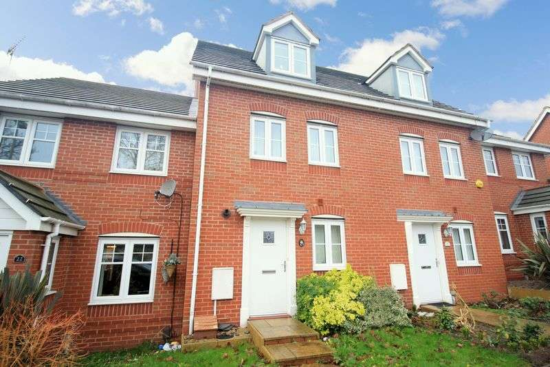 3 Bedrooms Terraced House for sale in King Street, Wednesbury, West Midlands, WS10
