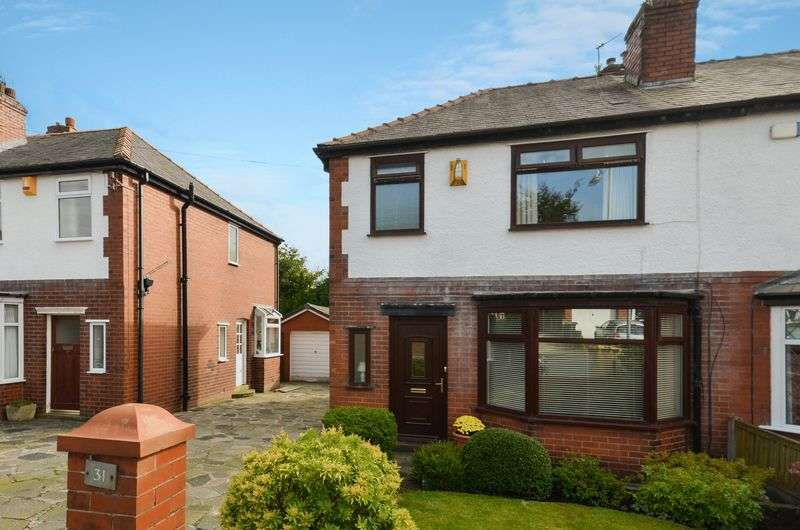 3 Bedrooms Semi Detached House for sale in Verdure Avenue, Bolton, BL1