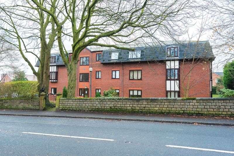 2 Bedrooms Flat for sale in Black Moss Lane, Ormskirk