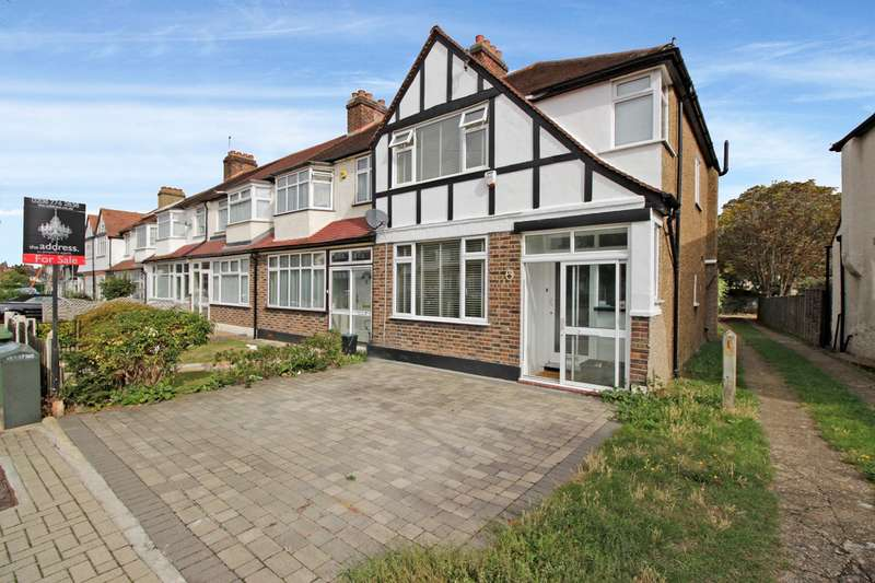 3 Bedrooms End Of Terrace House for sale in Aviemore Way, Beckenham, BR3