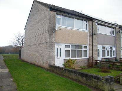 3 Bedrooms End Of Terrace House for sale in Bollin Avenue, Winsford, Cheshire, CW7