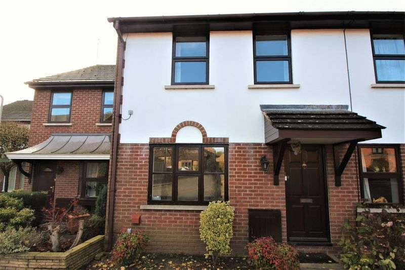 2 Bedrooms Terraced House for sale in Saffron Walk, Stratford-Upon-Avon