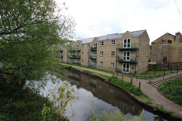 2 Bedrooms Apartment Flat for sale in Longfellow Court, Mytholmroyd, Hebden Bridge