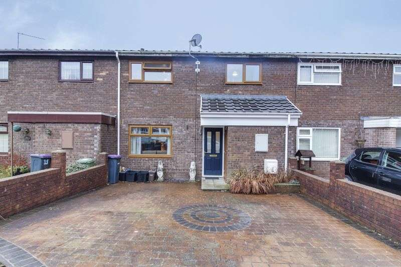 4 Bedrooms Terraced House for sale in Penyparc, Cwmbran