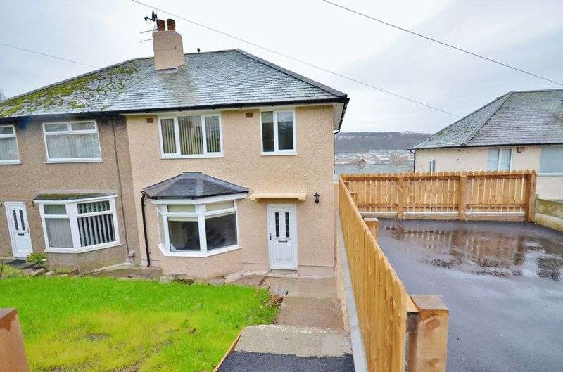 3 Bedrooms Semi Detached House for sale in Herdus Road, Whitehaven