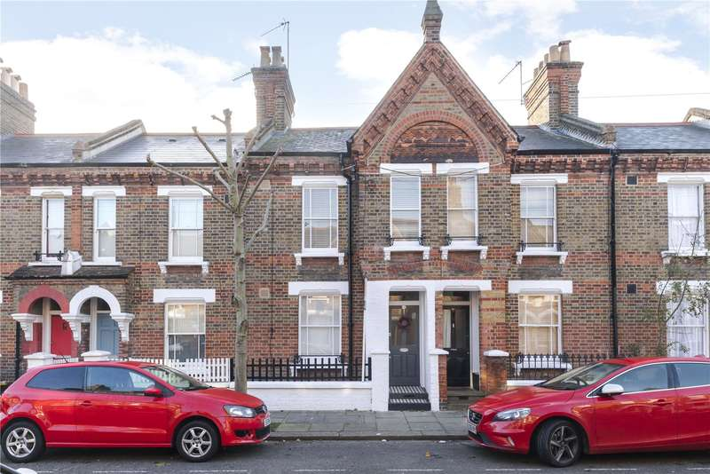 2 Bedrooms Terraced House for sale in Lothrop Street, London, W10