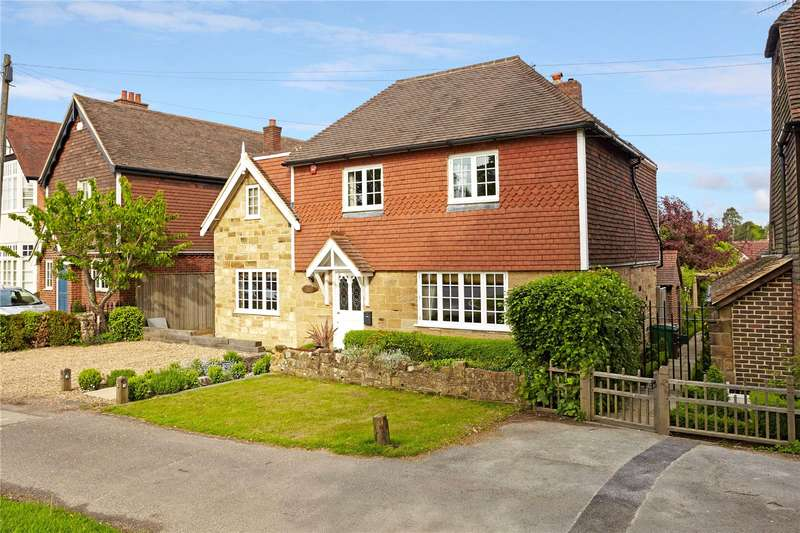 4 Bedrooms Detached House for sale in The Green, Langton Green, Tunbridge Wells, Kent, TN3