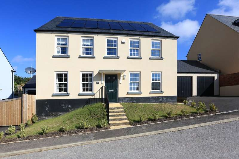 4 Bedrooms Detached House for sale in Brixton, Plymouth