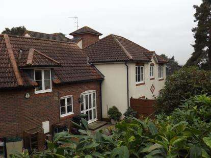 2 Bedrooms Retirement Property for sale in Marlow Drive, Christchurch, Dorset