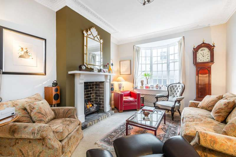 3 Bedrooms House for sale in Hillgate Street, Hillgate Village, W8