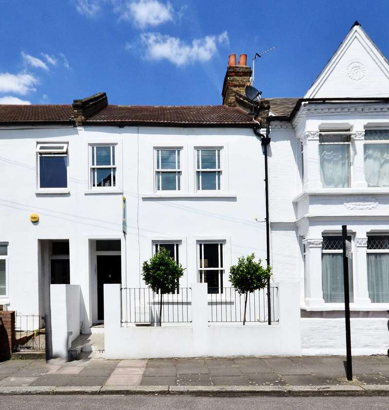 3 Bedrooms House for sale in Mauleverer Road, Brixton, SW2