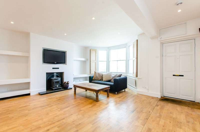 2 Bedrooms Flat for sale in Stockwell Road, Brixton, SW9