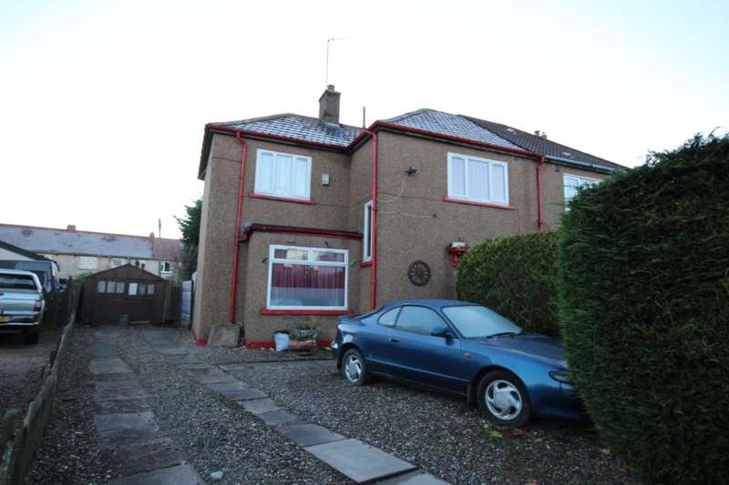 3 Bedrooms Semi Detached House for sale in Miltonbank Crescent, Guardbridge, St. Andrews, KY16