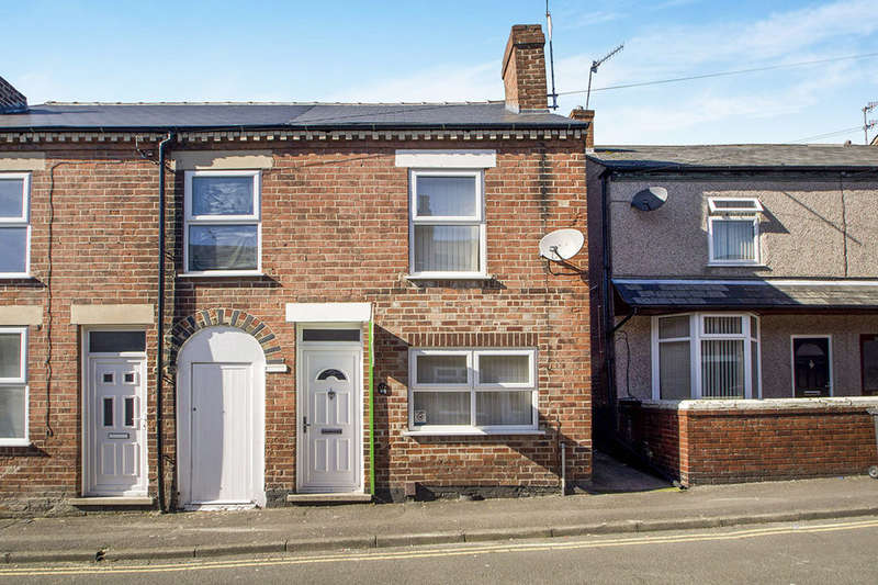 3 Bedrooms Semi Detached House for sale in Norman Street, Ilkeston, DE7
