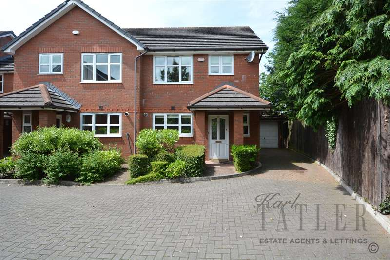 3 Bedrooms Semi Detached House for rent in Cherry Tree Mews, Heswall, Wirral