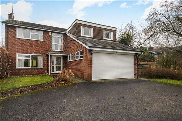 4 Bedrooms Detached House for sale in Woodhouse Lane, Gawsworth, Macclesfield