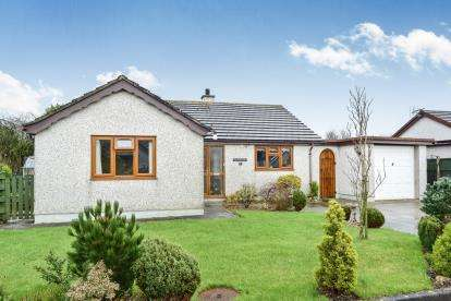 2 Bedrooms Bungalow for sale in Mynydd Crafcoed, Llanddona, Beaumaris, Anglesey, LL58