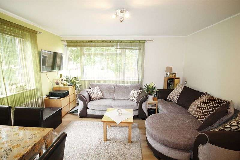 1 Bedroom Flat for sale in Wallis Road, Southall