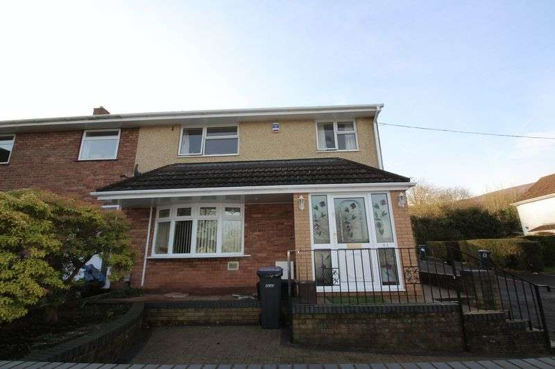 3 Bedrooms Terraced House for sale in Rhiw Melin, Upper Cwmbran