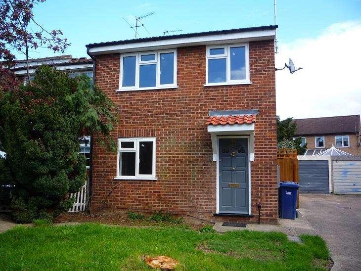 3 Bedrooms End Of Terrace House for sale in ELM WAY, FRIERN BARNET, N11