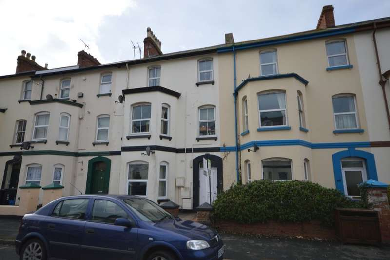 1 Bedroom Flat for sale in Morton Road, Exmouth, EX8