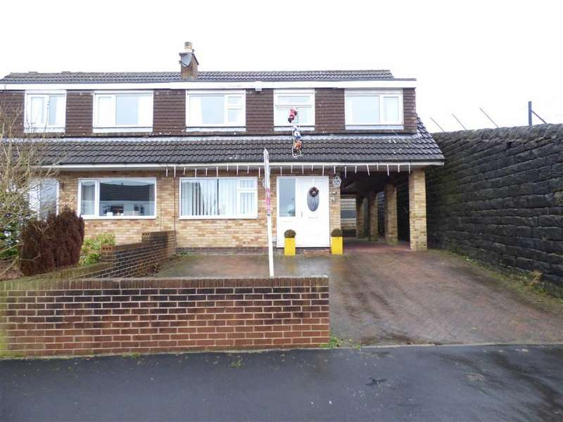 4 Bedrooms Property for sale in Vicar Park Road, Norton Tower, Halifax, West Yorkshire, HX2