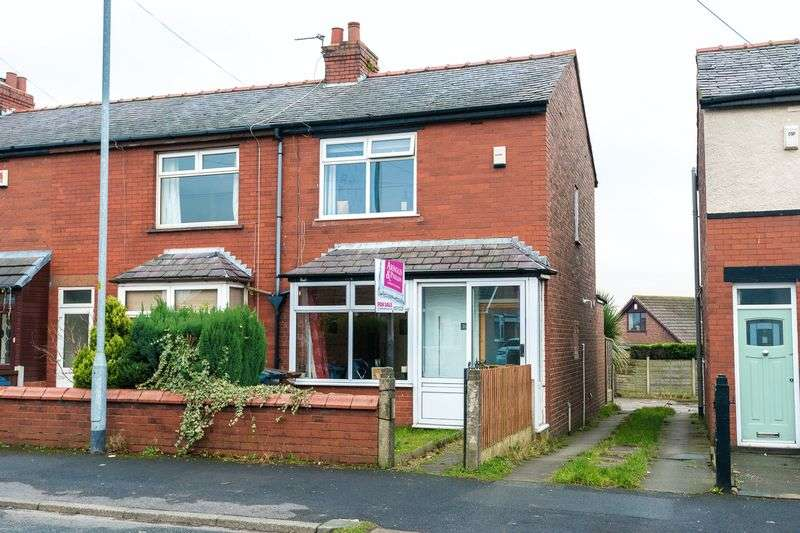 3 Bedrooms Terraced House for sale in Spring Road, Orrell
