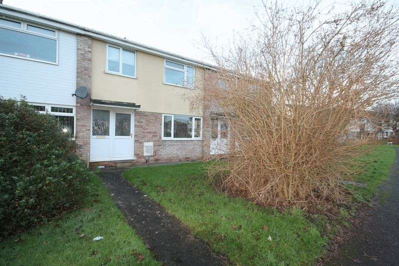 3 Bedrooms Terraced House for sale in Glenfall, Yate