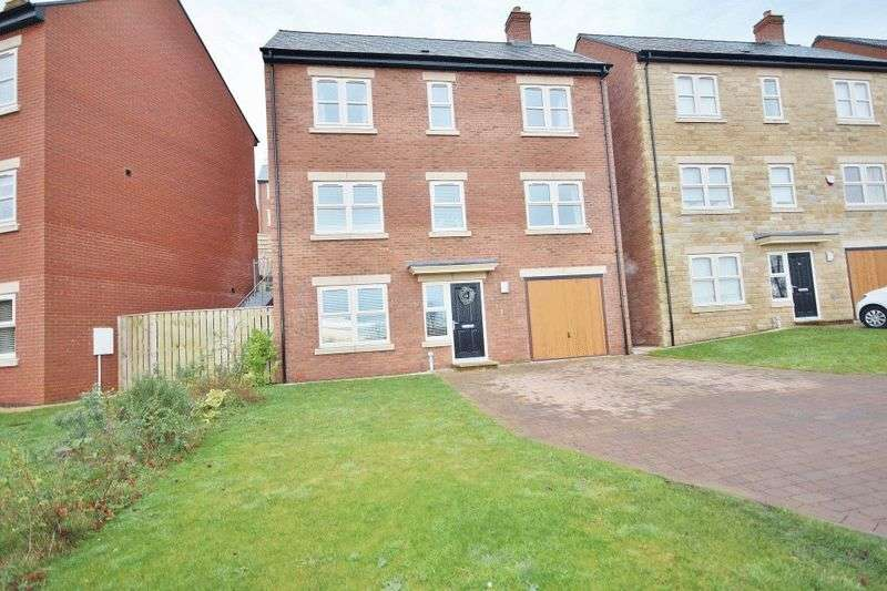 5 Bedrooms Detached House for sale in Willoughby Park, Alnwick