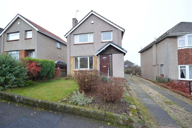 3 Bedrooms Detached House for sale in Torwood Brae, Hamilton - extended family home