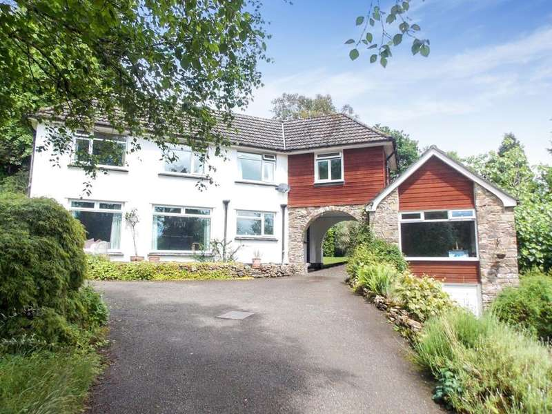 5 Bedrooms Detached House for sale in Nansladron, Pentewan, St Austell