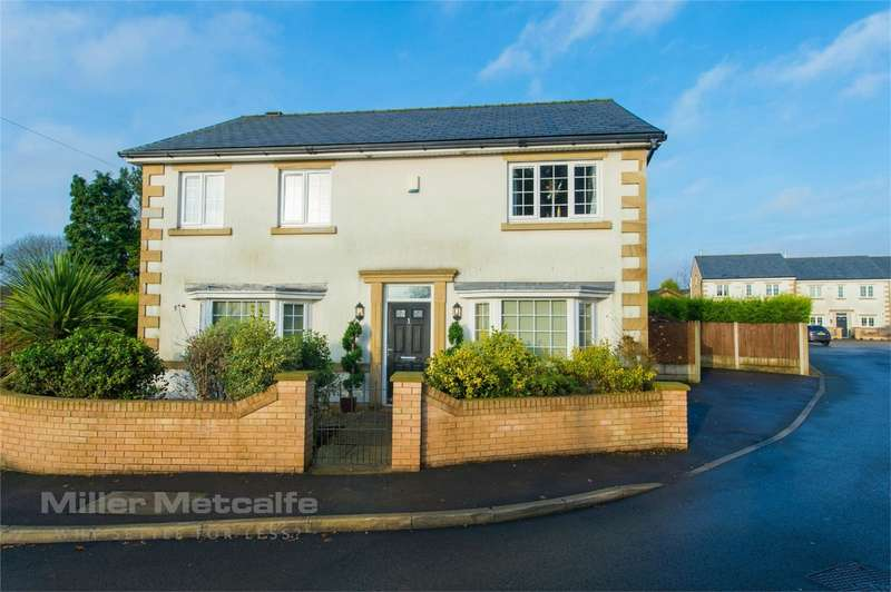 4 Bedrooms Detached House for sale in Waters Nook Close, Westhoughton, Bolton, Lancashire
