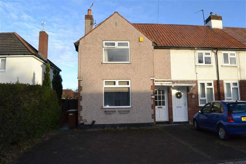 2 Bedrooms Property for sale in Valley Road, Bromborough, Wirral