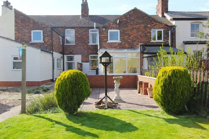 2 Bedrooms Terraced House for sale in Willowcroft Villas, New Holland