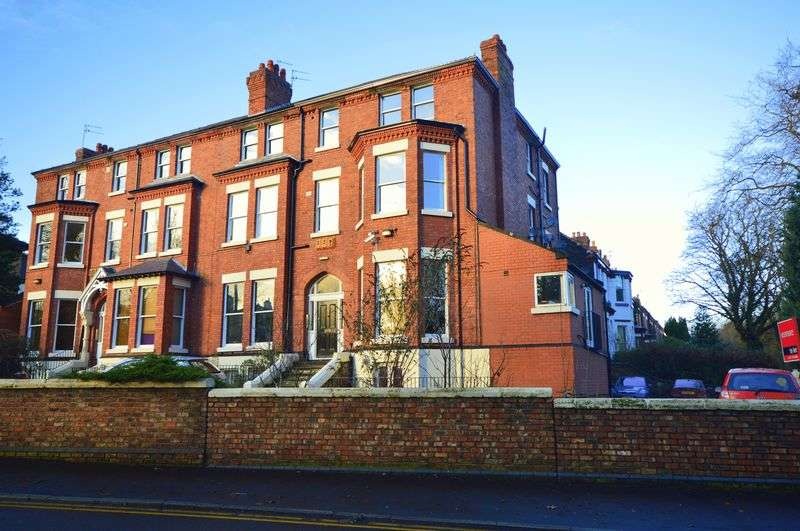 2 Bedrooms Flat for sale in Ullet Road, Liverpool