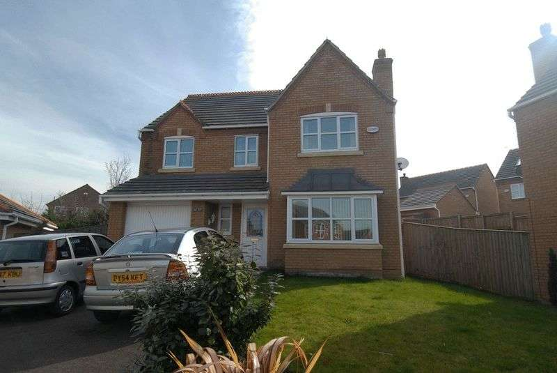 4 Bedrooms Detached House for sale in Roman Way, Higham Ferrers