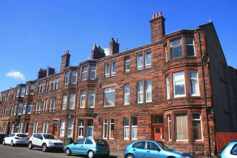 2 Bedrooms Flat for sale in Castlegreen Street, Dumbarton