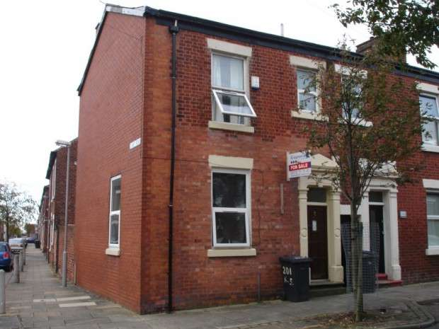 3 Bedrooms Terraced House for sale in Kent Street, Preston, PR1