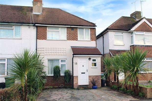 3 Bedrooms End Of Terrace House for sale in Stanley Road, Littlehampton, West Sussex, BN17