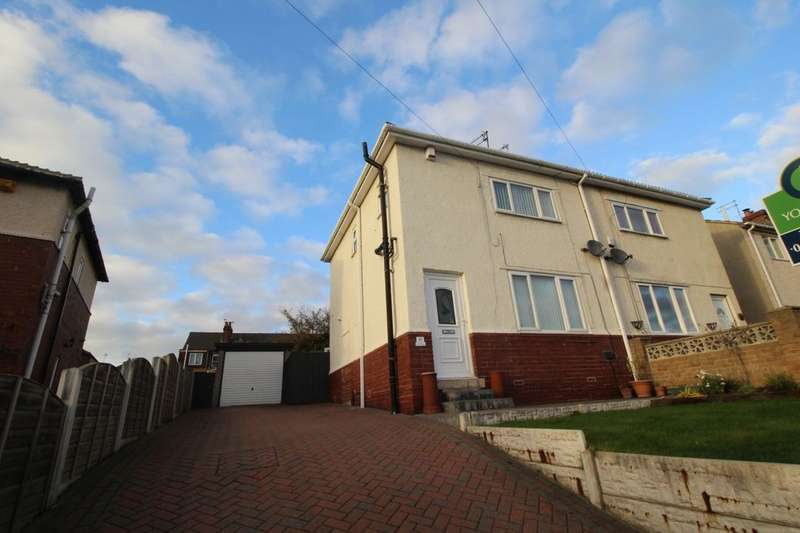 3 Bedrooms Semi Detached House for sale in Marrion Road, Rawmarsh, Rotherham, S62