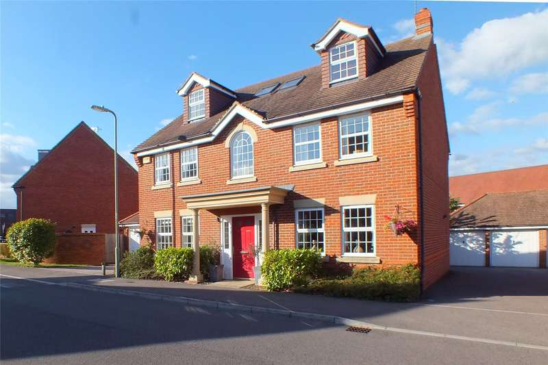 6 Bedrooms Detached House for sale in Harrow Road, Fleet, GU51