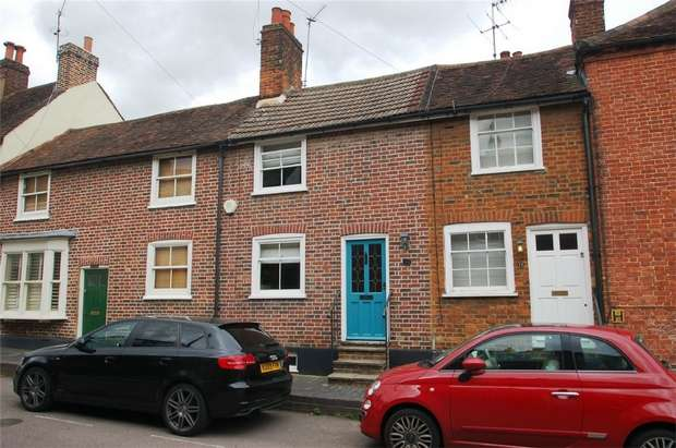 2 Bedrooms Cottage House for sale in Sopwell Lane, St. Albans, Hertfordshire