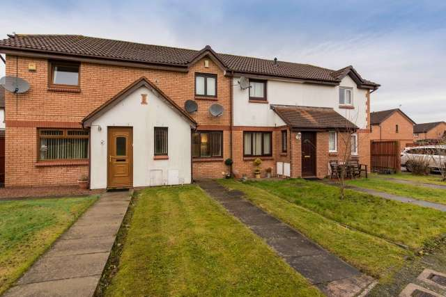 2 Bedrooms Terraced House for sale in Ashwood Mews, Bridge of Don, Aberdeen, AB22 8XS