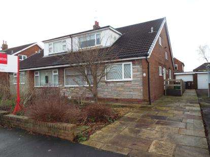 2 Bedrooms Bungalow for sale in Clanfield, Fulwood, Preston, Lancashire