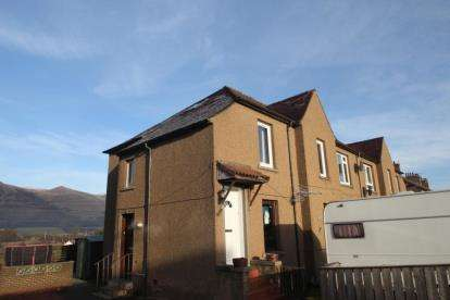 4 Bedrooms Maisonette Flat for sale in Pitfairn Road, Fishcross